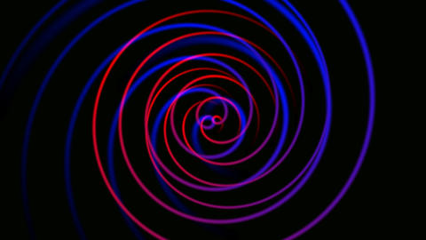 hypno pulse with alpha Stock Video Footage