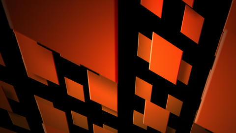 flying orange Stock Video Footage