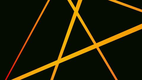 orange line Stock Video Footage
