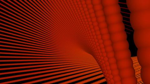 orange space Animation