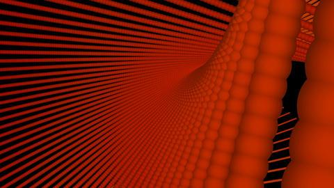 orange space Stock Video Footage