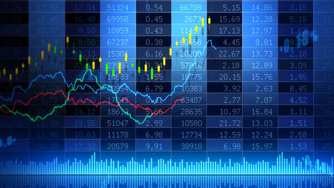 Stock Market 073 Animation