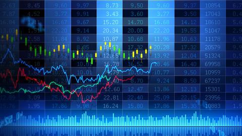 Stock Market 073 Stock Video Footage
