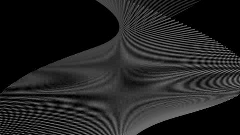 dot array twist Animation