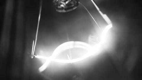 Tungsten bulb Footage