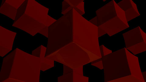 red array Animation