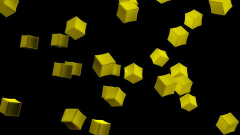 yellow box Animation