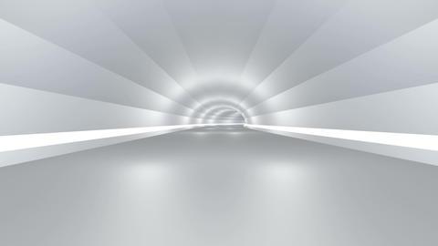 Tunnel tube road c 4b 1 HD Stock Video Footage