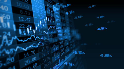 Stock market 077 Stock Video Footage