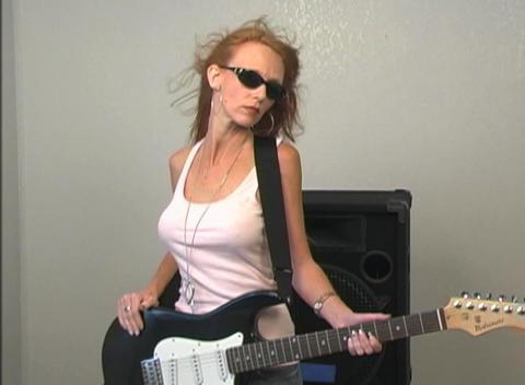 Rocker Girl Footage