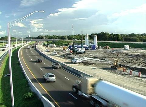 Traffic 5 Footage