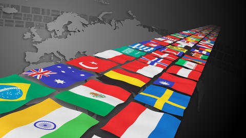 Flags World 0
