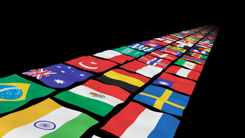 Flags World 2
