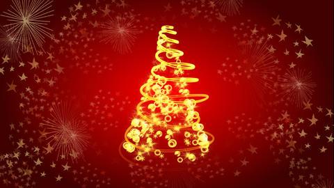christmas tree 02 Animation
