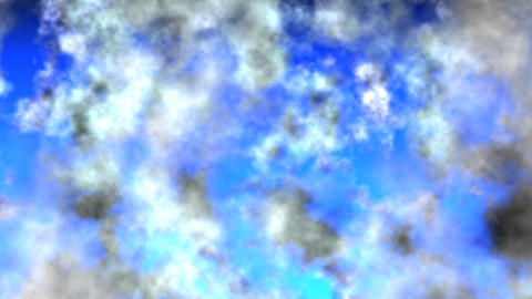 swirling clouds Animation