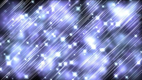 Blue Sparkles Stock Video Footage