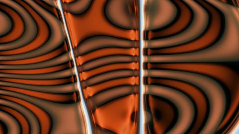 Orange Brown Swirls Stock Video Footage