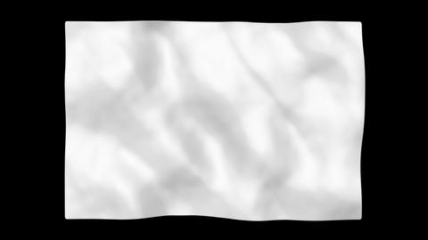 National Flag A78 WHI HD Stock Video Footage