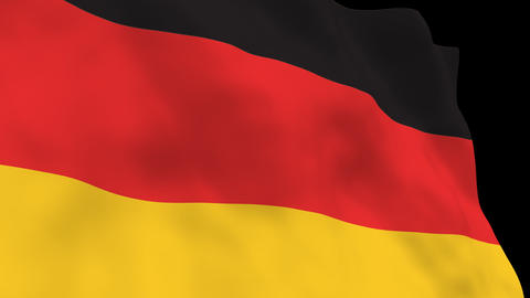 National Flag B03 GER HD Animation
