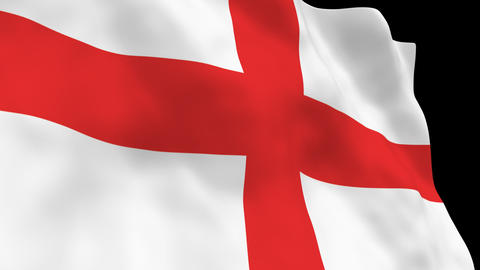 National Flag B67 ENG HD Animation