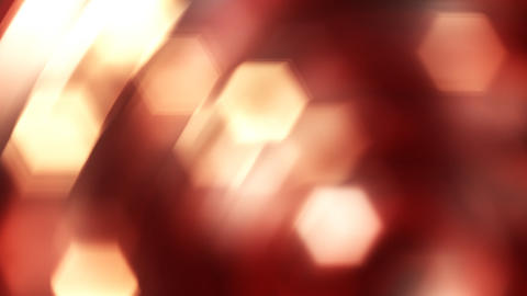 red rotating lights Stock Video Footage