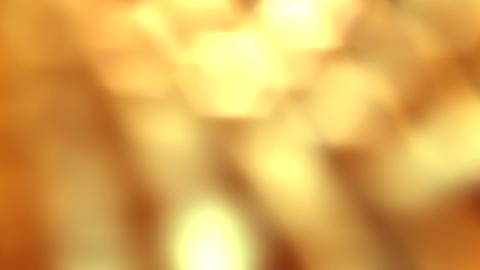 golden waves Animation