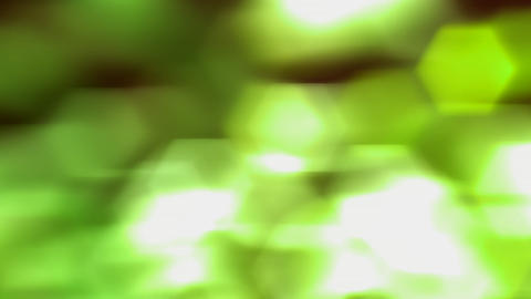 Ghostly Green Stock Video Footage