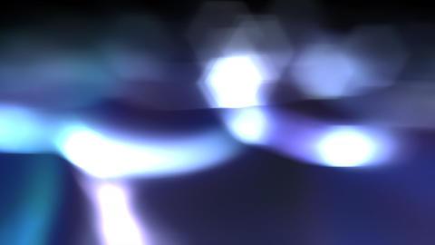 Blue Smoky Light Stock Video Footage