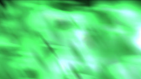 Green Reflection Stock Video Footage