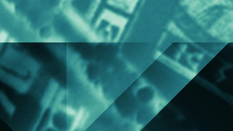 Dollar Blueprint Stock Video Footage