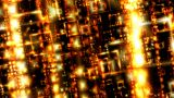 Golden Grid stock footage