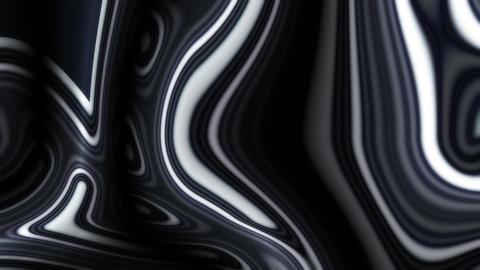 Black Wave Patterns Animation