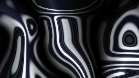 Black Wave Patterns Stock Video Footage