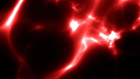red lava Stock Video Footage