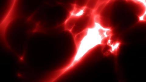 red lava Animation