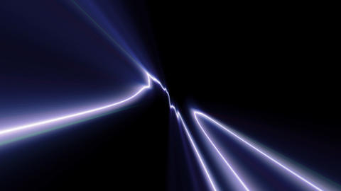 purple ray Stock Video Footage