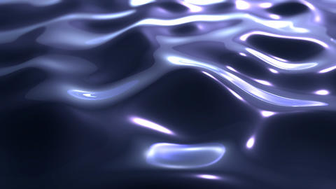 blue ripples Stock Video Footage
