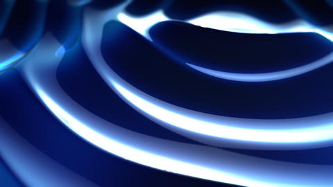 blue waves Stock Video Footage