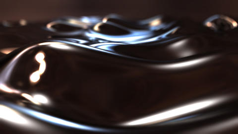molten chocolate Stock Video Footage