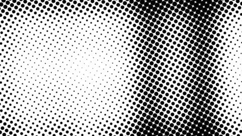 black and white pattern Animation