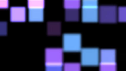square grid pattern Stock Video Footage