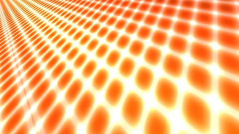orange rays grid Animation