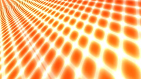 orange rays grid Stock Video Footage