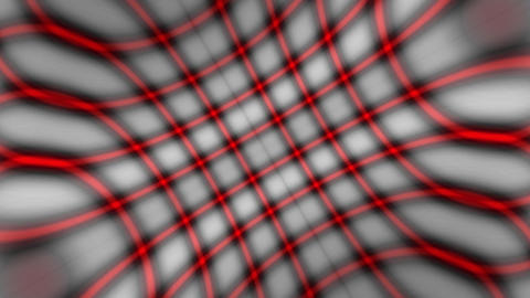red diagonal grid Stock Video Footage