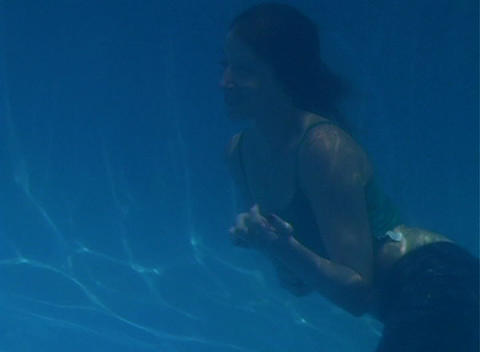 Alina Underwater 9 Footage