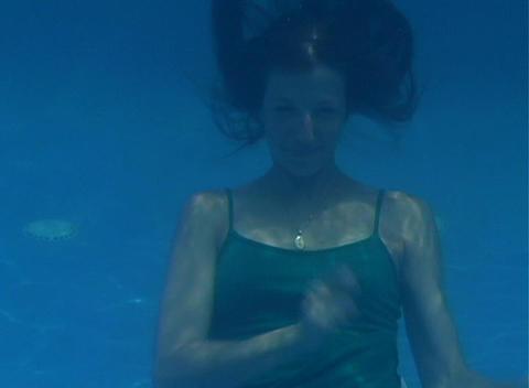 Alina Underwater 11 Footage