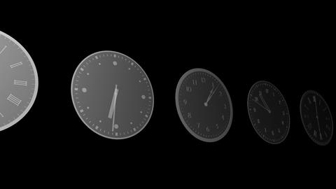 Time Line D Stock Video Footage