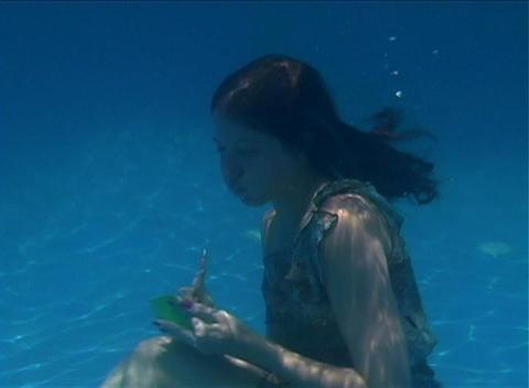 Alina Underwater 2 Footage