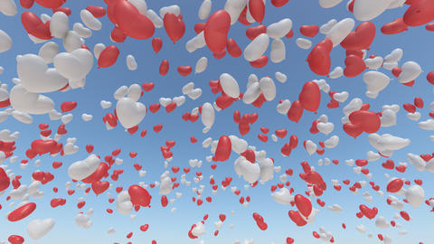 balloon 2 h ab HD Animation