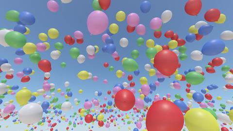 balloon aa HD Stock Video Footage